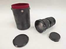 VINTAGE CANON ZOOM LENS FD 35-105mm 1 : 3.5 - WITH HARD CASE