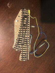 Marklin HO Scale 5139 Pair Right Manual Switch