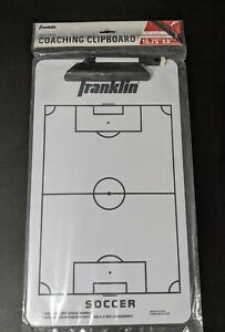 """Franklin Soccer Coaching Clipboard 15.75"""" X 9""""Sports Accessories"""