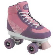 Hudora Roller Skates Advanced Rollschuhe pink verstellbar