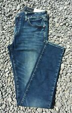NWT American Eagle Men's Next Level FLEX Skinny Jeans 32 x 34 (4078)
