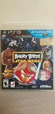 Angry Birds Star Wars (Sony PlayStation PS3, 2013) Video Game