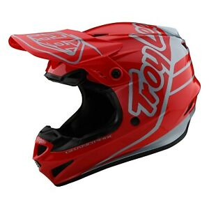 Troy Lee Designs Se4 GP Helmet TLD Mx Motocross Enduro Dirt Bike Silhouette 2021