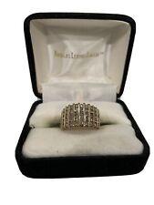 Diamond Fashion Pinky Ring Men Women 14k Solid Gold