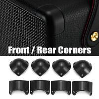 8pcs Black Guitar AMP Speaker Cabinet Corner Protector For Marshall MG