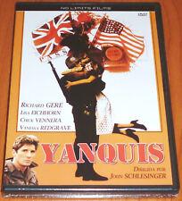 YANQUIS / YANKS John Schlesinger - English Español - DVD R2 - Precintada