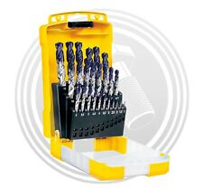 SUTTON DRILL SET D180SM2 19PC R40 InOx - FOR STAINLESS STEEL