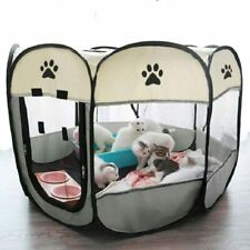 Portable Tent Large Small Dogs Outdoor Cage House Foldable Playpen Pet Cat Room