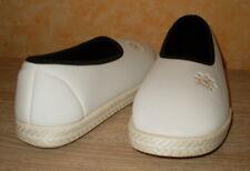 Ballerinas weiß 38 JULIA S. Bootsschuhe Problemfüße Hallux Diabetiker maritim