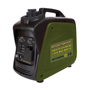 Sportsman 1,000/800 Surge Watts Gasoline Powered Digital Inverter Generator
