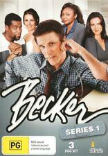 Becker - Season 1 DVD (Region 4) New/Sealed FREE POST