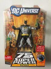 DC Universe Classics BATMAN Black & Grey Figure (DCU Comics) 75th