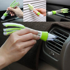 1x Car Brush Cloth Cleaning Accessories Auto Air Conditioner Vent Blinds Cleaner
