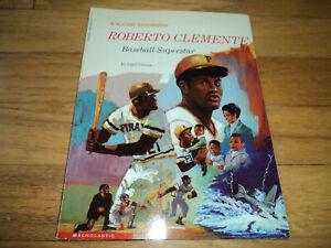 Roberto Clemente Biography Pittsburgh Pirates MLB Baseball by Carol Green
