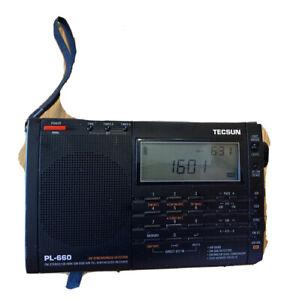 Tecsun PL-660 FM/AM/SW SSB No Batt Cover