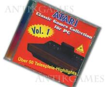 Atari Classic Games Collection Vol. 1 in original CD Hülle