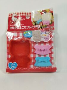 Hello Kitty Bread Mold With Pins Cookie Cutter Baking Sanrio