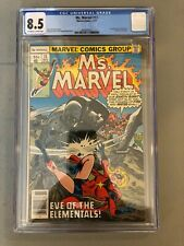 Ms. Marvel #11--CGC 8.5--First appearance of Hecate!