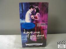 Love Me Si Te Atreves (VHS, 2004) cribador Marion Cotillard Nuevo