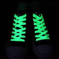 POP LED Flash Luminous Light Up Glow Strap Shoelace Shoe Laces Night Party