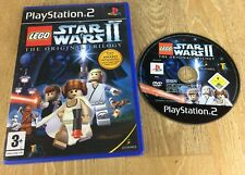 LEGO Star Wars 2 The Original Trilogy - PS2 Playstation 2 Game