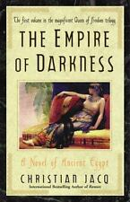 The Empire of Darkness: A Novel of Ancient Egypt (Queen of Freedom Trilogy) Jac