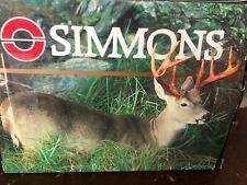 simmons binoculars new in box hunting 8x42