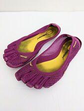 Vibram Fivefinger Vi-B Purple Barefoot Healthy Footwear Yoga Running Shoes sz 38