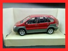 1/43 1:43 cararama RENAULT SCENIC RX4 colore bordeaux met - mint boxed