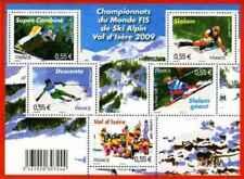 Timbres Sports d'hiver France F4329 ** année 2009 lot 26118