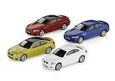 BMW M Car Collection Box set (of 4) M1 E82 M4 F82 M5 F10 M6 F13