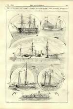 1892 Naval Modèles Chicago exposition internationale Franklin Ketch