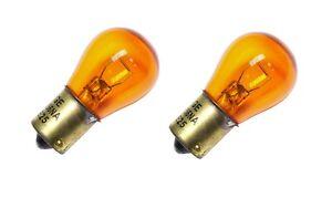 GM ACDelco 1156NA Genuine OEM Original Equipment Turn Signal Light Bulb Lot of 2