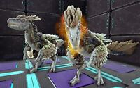 Ark Survival Evolved Xbox One PvE Deino Top Boss Stat Deinonychus Fert Eggs x2