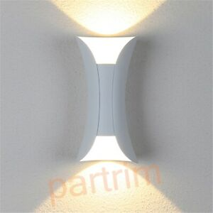 LED Wall Lamp Dimming Bedside Fixture Lamps Sconce Light Indoor For Living Room