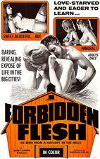 Forbidden Flesh - 1968 - Movie Poster
