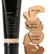 Mary Kay CC Cream Sunscreen Broad Spectrum SPF 15 (Deep)