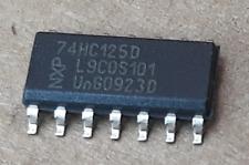 20 Stück 74HC125D Puffer u. Leitungstreiber QUAD BUFF/DRVR 3ST SO14
