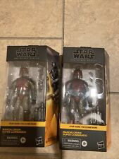 Star Wars Black Series Mandalorian Super Commando 6? Walmart Exclusive In Hand