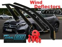 MERCEDES GLA X 156 2014 -   5.doors  Wind deflectors  4.pc set HEKO 23295