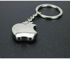 Schlüsselanhänger Anhänger Apfel Apple 🍎Keychain Apfel Logo🍎Apple Silber