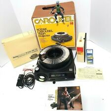 KODAK Carousel 760H Auto-Focus Slide Projector +Stack Loader, Remote, Manual, ++