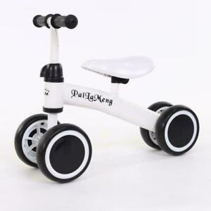 Kids Balance Tricycle 3 Wheel Ride-on Bike Trike Pedal Free Baby Toddler UK