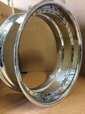 22x9 Chrome Barrel With 4 Lip 40 Hole,Asanti,HRE,MHT,& MOST 3 PC. WHEELS