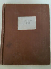 Child Life In Literature by Etta Austin Blaisdell, 1900 Vintage HardCover