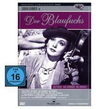 DVD DER BLAUFUCHS (1938) - ZARAH LEANDER - FILMKLASSIKER - DEUTSCHLAND 1938