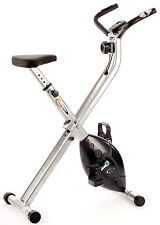 V-fit MXC1 X-er Cycle Folding X-Frame Magnetic Exercise Bike  r.r.p £135.00