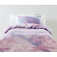 Double Bed Kids / Girls Dreamer Pretty Pink Pastels Quilt / Doona Cover Set
