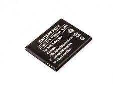 Akku für SAMSUNG Wave 525 / 533 /  575 / 723 ersetzt EB494353VUC