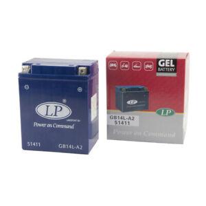 Batterie moto Landport LP GEL GB14L-A2 YB14L-A2 12v 14ah 180A